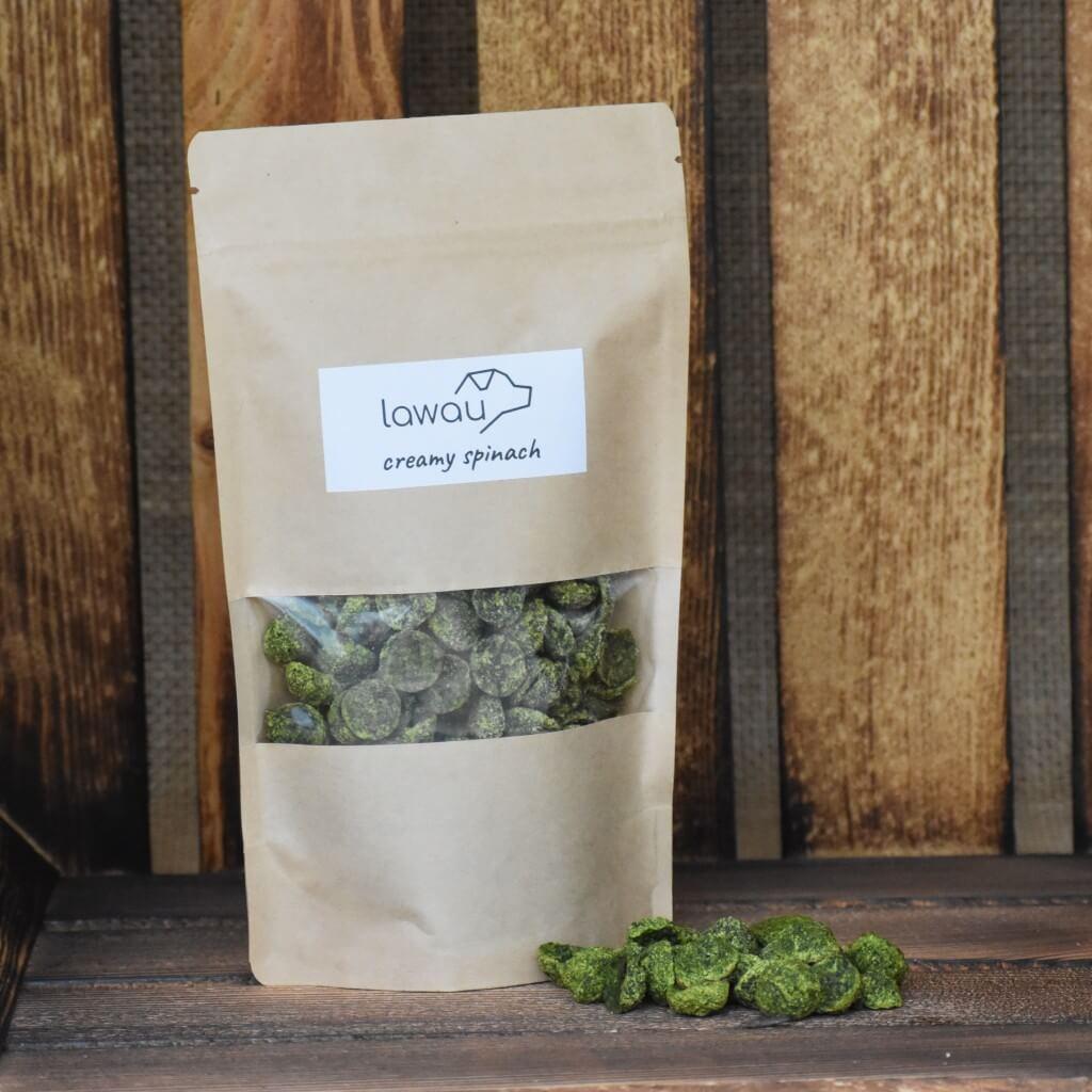 Produkt des Monats: creamy spinach